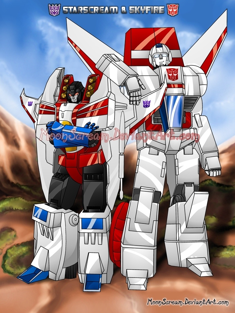Old Friends (The Transformers)