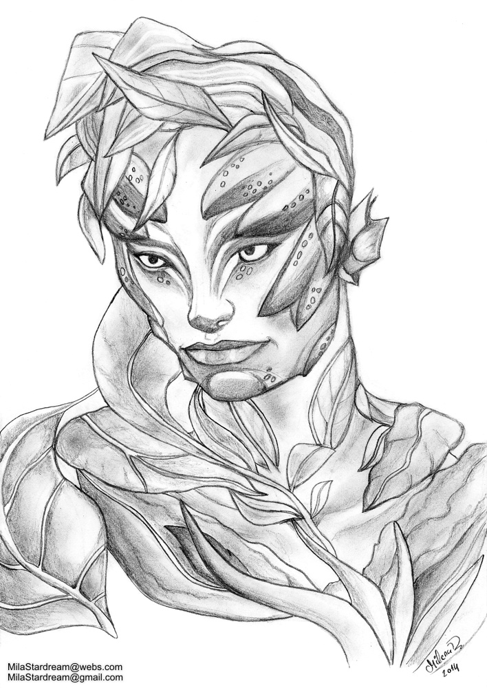 Trahearne portrait (Guild Wars 2)