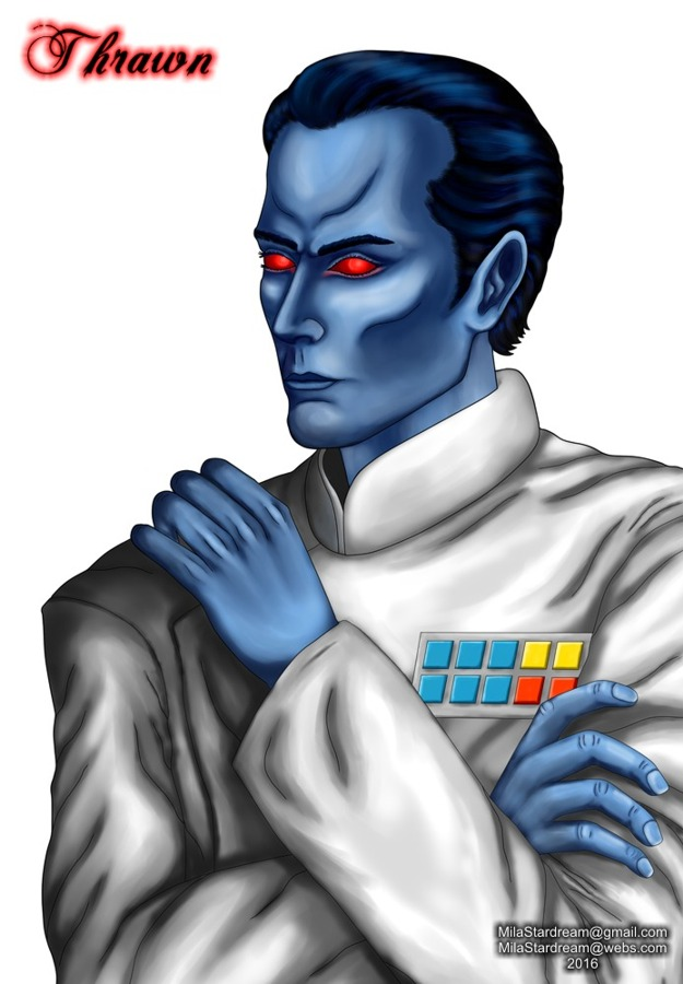 Grand Admiral Thrawn (Star Wars)
